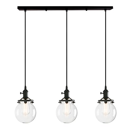 Triple Shade Pendant Light in US - 2