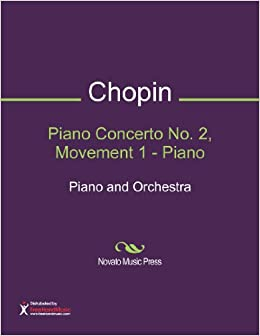 Piano Concerto No. 2, Movement 1 - Piano Sheet Music (Piano and Orchestra)