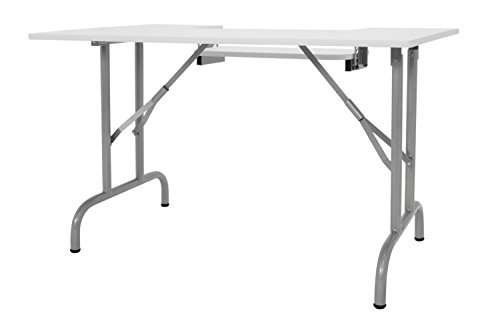 (Offex Hobby Craft Center Multipurpose Foldable Sewing Desk Table)