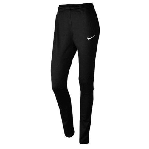 Nike Women's Squad Tech Soccer Pant, Black White, XL X -
