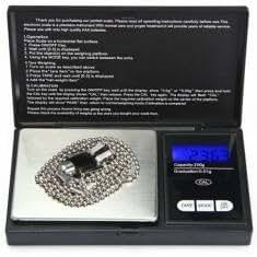 200gx0.01 LCD Professional Mini Digital Scale Capacity Diamond Condiment