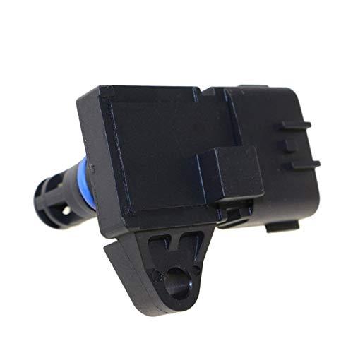 (0281002437 Boost MAP Sensor For Alfa Romeo 147 156 159 166 Brera GT Giulietta Mito Spider Ford Ranger Volvo S60 V70 Excavator Spare Part)