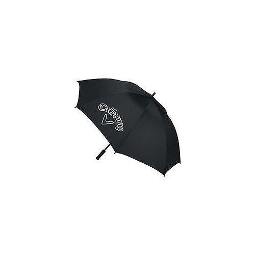 Callaway CG Logo 60 SGL Man Open Umbrella, Black, 60'' by Callaway