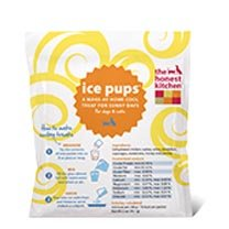 The Honest Kitchen Ice Pups - Dog and Cat Treats, .5 oz Packet