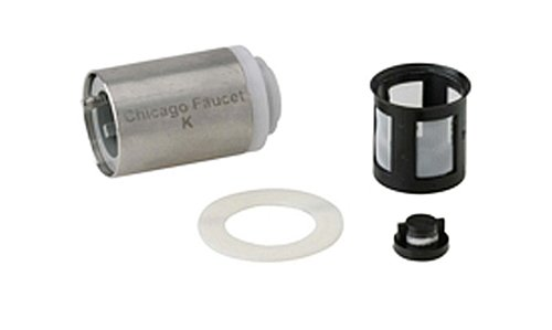 Chicago Faucets 671-XJKNF MVP Metering Valve Cartridge with In-line Filter