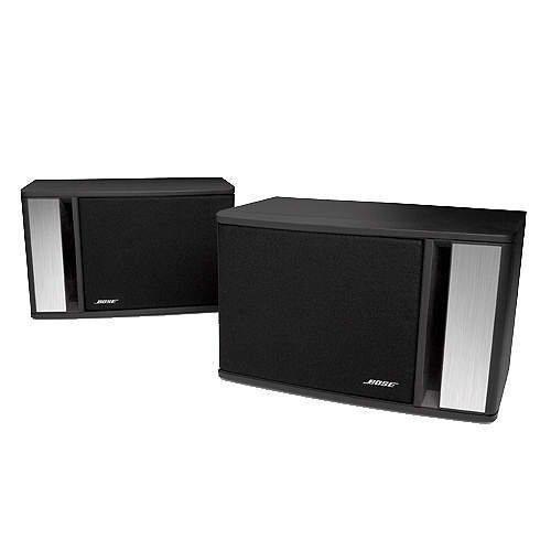 Price comparison product image Bose 141 Pair Fullrange Bookshelf Speakers