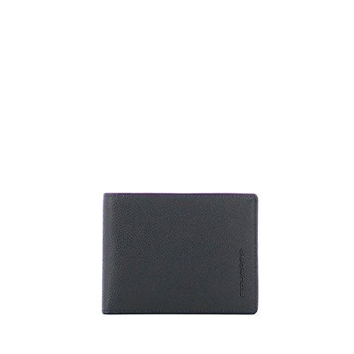 Piquadro Piquadro Banconote Banconote Blu Piquadro Porta Porta Nero Blu Nero qHRgxBX