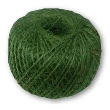 150G BALL OF STRONG GARDENING GARDEN GREEN JUTE STRING TWINE
