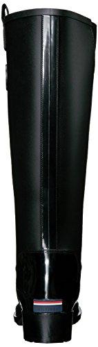Tommy Hilfiger Women's Karissa Rain Boot Black encEzBz