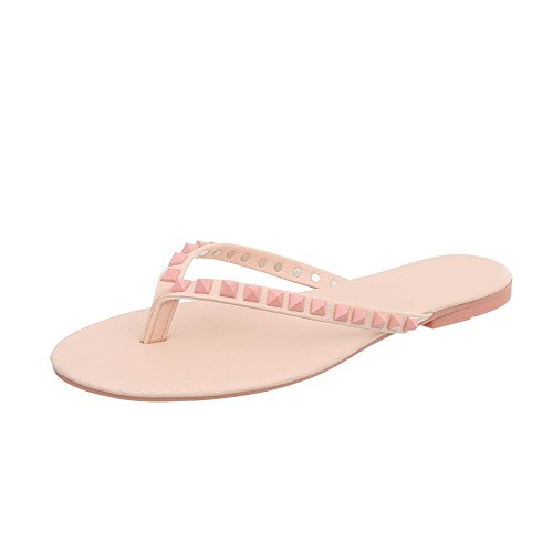Womens shoes, sandals, DS833 Pink 8099