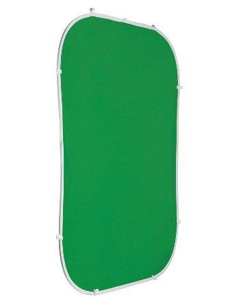 Fabric Photoflex (Photoflex BG-FLEXDROP Flexdrop 1- New Improved Wrinkle-Free Fabric 5 Ft. X 7 Ft. Chroma-Key Green)