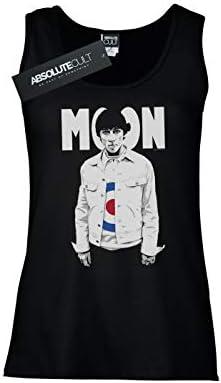 Keith Moon Mujer Elvis For Everyone Camiseta Sin Mangas