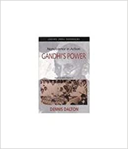 Book Gandhi's Power: Nonviolence in Action
