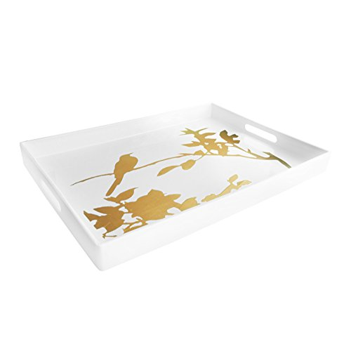 breakfast tray gold - 4