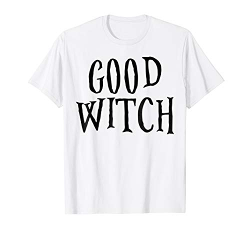 Good Witch - Cute Halloween Costume T-shirt Witch Lovers