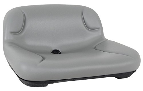 Low-Back Plastic Drain Hole Seat by NRS (Image #1)