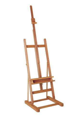 Mabef M07 Beechwood Studio H Frame Easel [Toy]: Amazon.co.uk: DIY ...