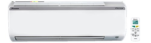 Daikin 1.5 Ton 3 Star Inverter Split AC (Copper, FTKH50 SRV16, White)