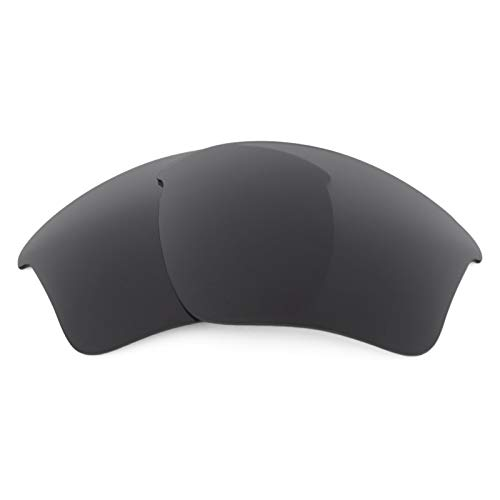 Revant Polarized Replacement Lenses for Oakley Half Jacket 2.0 XL Elite Stealth Black