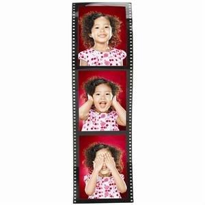 Amazon.com - Vertical Filmstrip Wave Frames - Holds 3 ...