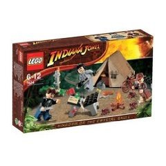 LEGO® Indiana Jones Jungle Duel