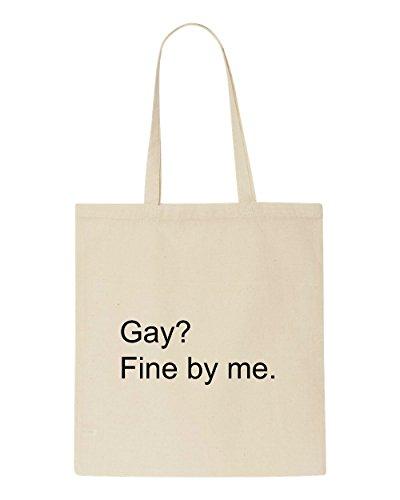 Gay Tote Fine Beige By Bag Shopper Me RnBqOCxwn