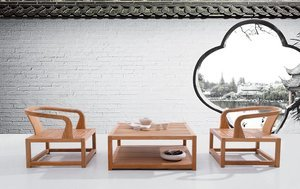 Salon de jardin Andaman, design haut de gamme en teck ...