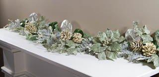Wintergreen Decorative Garland
