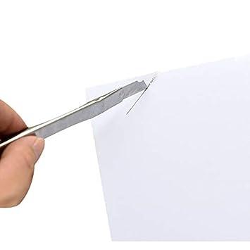 XBaofu, 4 Unids/Set Art Cuchillo Carta Abridores Utilidad ...