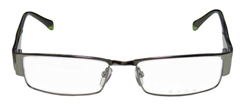 Etro Ve9633 Mens/Womens Designer Full-rim Spring Hinges Eyeglasses/Eyeglass Frame (55-16-135, Shiny Green / - Etro Eyewear