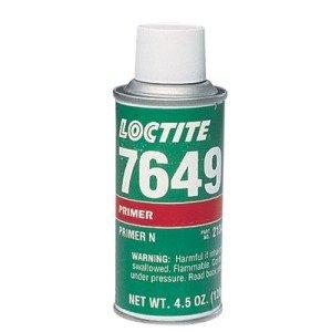 Loctite 21348 Primer 7649 4.5 Oz Aerosol Can (Acetone)
