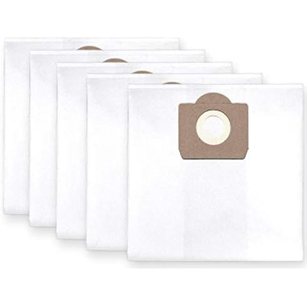 10x bolsas para aspirador tejido STIHL SE 61 (E), SE 62: Amazon.es: Bricolaje y herramientas