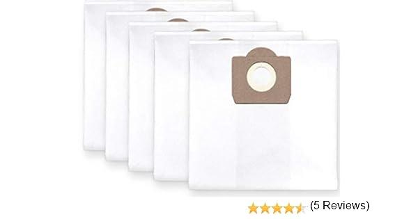 10x bolsas para aspirador tejido STIHL SE 61 (E), SE 62: Amazon.es ...