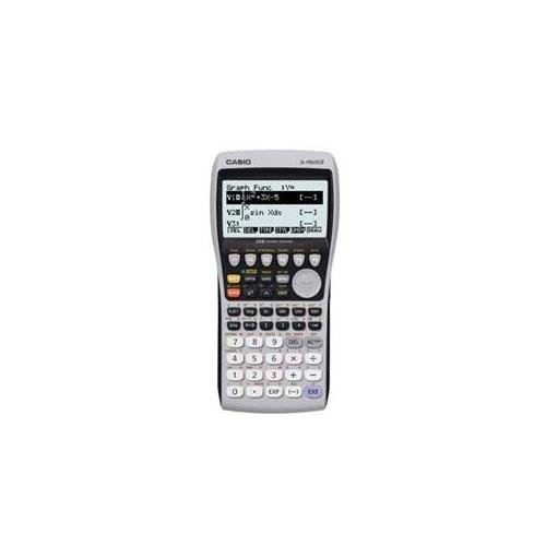 Casio FX-9860GII Graphing Calculator - 8 Line(s) - 21 Character(s) - LCD - Battery Powered FX-9860GII-L-IH