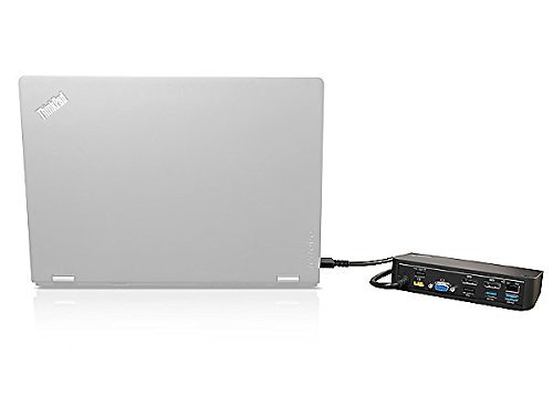 Lenovo Onelink Plus dock (40a40090us) For ThinkPad 13 (1st Gen), ThinkPad 13 (2nd Gen) , P40 Yoga, X1 Tablet (1st Gen) ,X1 Tablet (2nd Gen),ThinkPad Yoga by Lenovo (Image #5)