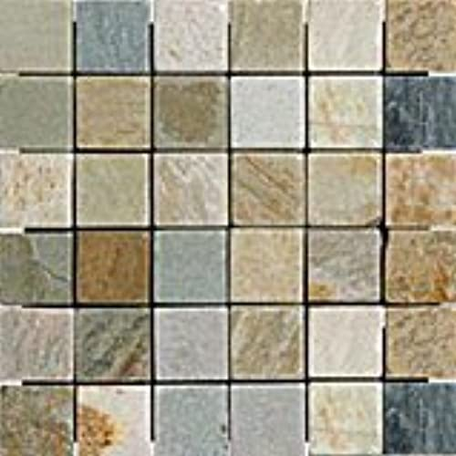 Tile For Shower Floor Amazoncom - 2x2 mosaic tile for shower floor