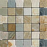2x2 Golden White Quartz Mosaic Tiles for Backsplash, Shower Walls, Bathroom Floors, Jacuzzi, Swiming (Shower Floor Tiles)