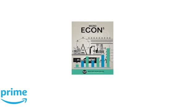 Bundle: ECON MACRO, 5th + Online, 1 term (6 months) Printed Access ...