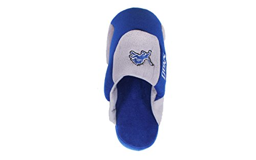 Feet Low LICENSED Low Comfy Happy Pro Pro Womens OFFICIALLY and Lions Feet NFL Detroit Mens Slippers pnqgxwqBd