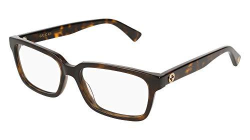 Eyeglasses Gucci GG 0168 O- 002 HAVANA /
