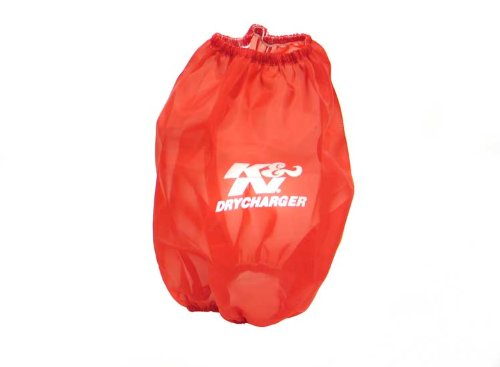 K&N RF-1020DR Red Drycharger Filter Wrap - For Your K&N RF-1020 Filter