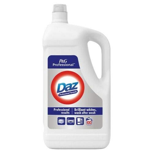 Daz Professional Washing Liquid Regular 5L 100 Washes by DAZ