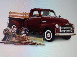 【ジーエムシー】Franklin Mint 1950 ダイキャスト GMC Pickup 1:24 スケール (Red) - MINT in BOX【並行輸入】 ミニカー ダイキャスト 車 自動車 ミニチュア 模型 (並行輸入) B00IZXDVM8