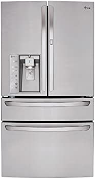 LG LMXS30776S 29.7 Cu. Ft. French Door Refrigerator