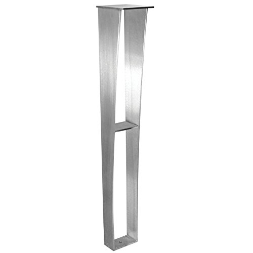 Anteris Island Countertop Support Leg Stainless - Federal...