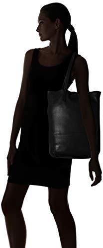 Tote Bolsos Liebeskind Medium Berlin Totes black Negro Essential Mujer EqqwTFI