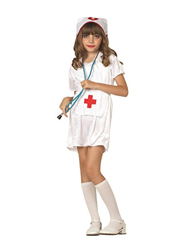 Nurse Child Costume Size: Large (Nurse Costume For Kids)