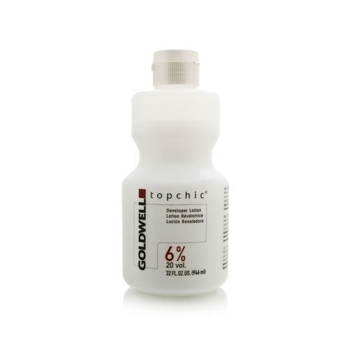 Goldwell Topchic Developer Lotion - 6% 20 Vol. Hair Coloring Products by Topchic
