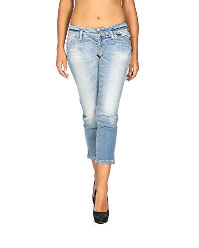 MELTIN'POT - Women's Jeans MILENE - Female Fit - Length 24 - Blue, W30