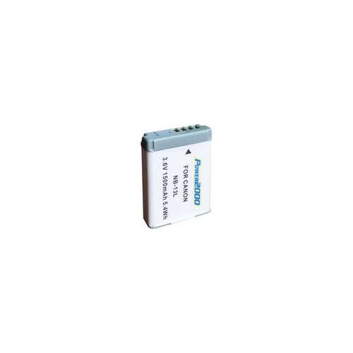 Ion Battery Rechargeable Lithium Canon (Canon PowerShot SX730 HS Digital Camera Battery Lithium Ion (1500 mAh 3.6v) - Replacement For Canon NB-13L Battery)